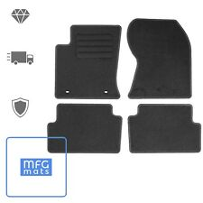 Fußmatten Auto Autoteppich passend für Ford Focus 3 III 2011-2018 Set CACZA0101
