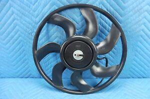 Lincoln MKS 3.5L Fan Motor w/ Blade 2010 2011 2012 OEM