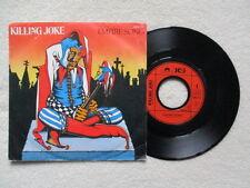 "45T 7"" KILLING JOKE ""Empire song"" POLYDOR 2002 123 FRANCE §"