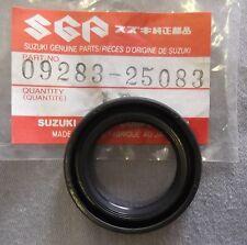 Genuine Suzuki RM125 RM250 Front Wheel Hub Dust Seal 09283-25083 Parapolvore