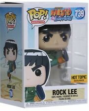 FUNKO POP! NARUTO ROCK LEE #739 SHIPPUDEN ANIMATION NEW EXCLUSIVE SHONEN JUMP