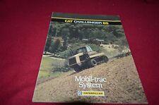 Caterpillar Challenger 65 Tractor Dealer's Brochure DCPA8