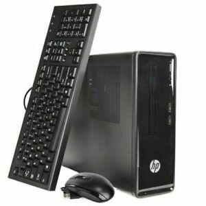 NEW HP Pavilion Slimline 290-p0043w(500GB,Intel Celeron3.10GHz,4GB)Tower Desktop
