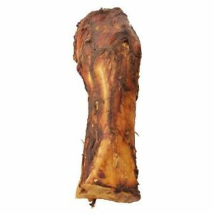 "Jones Natural Chews Beef Slammer Bone (1 Pack), One Size 10-12"""