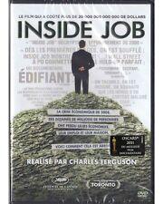 DVD *** INSIDE JOB *** de Charles Ferguson