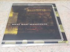 Meat Beat Manifesto ANSWERS COME IN DREAMS 2010 promo CD  Jack Danger  The Orb
