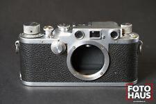 *READ* Ernst Leitz Wetzlar Leica iiic Body No 408639 1946/47 M39 LTM