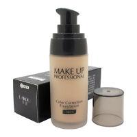 Makeup Base Face Color Correction Liquid Foundation Moisture Concealer 40mL hi