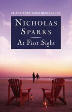 At First Sight, Sparks, Nicholas, Good,  Book