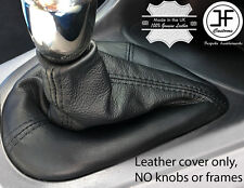FITS FALCON EF-EL-AU XR6-XR8 TICKFORD GENUINE BLACK LEATHER TOP GRAIN GEAR BOOT
