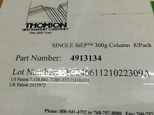 NIB 8ea Thompson SINGLE StEP Column 300g