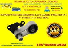 SUPPORTO MOTORE INFERIORE LATO CAMBIO FORD FIESTA V VI FUSION 1.4 1.6 TDCI BENZ