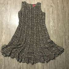 Studio Women's Dress size 14,  brown,  other,  fair condition