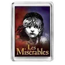 Les Miserables. The Musical. Fridge Magnet.