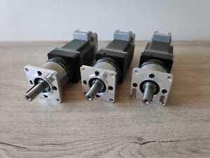 Servomotor mit Treiber und Planetengetriebe 1:10 Nema23 Servo Drive CNC