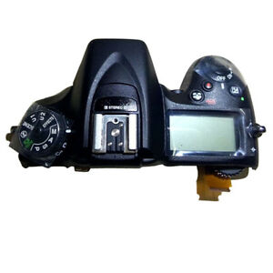 Top Cover Assy Replacement With PCB/Button For Nikon D7100 Camera Repiar Part
