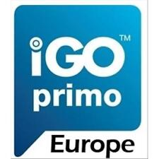 Phonocar NV943 Mappa EUROPA  iGO Primo