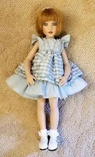 Willow Two #38/50 Porcelain Doll Hand Painted By Helen Kish Rare! 5-Day Auction