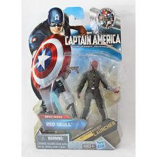 """Marvel Captain America First Avenger Movie Series Red Skull 4"""" Action Figure #8"""