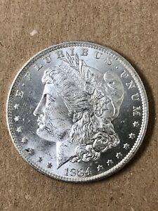 Choice Uncirculated 1884 O Morgan Dollar