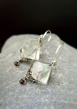 HANDMADE! Crystal Earrings 10085