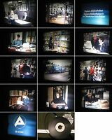 16mm Film von 1991-Buchhandel-Diplom Bibliothekar-Alter Arbeitsamt Werbefilm