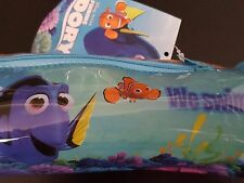 PENCIL CASE FINDING DORY DISNEY PIXAR'S  NEMO CHARACTER CYLINDER  ZIPPED