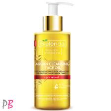 Bielenda Argan Face Cleansing Oil Facial + Pro-Retinol Make Up Remover OCM