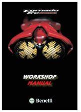 Benelli Tornado Tre 900 Motorcycle Workshop Service Repair Manual (0107)