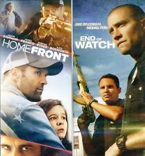 2 R crime police movies: Homefront, End of Watch, new DVD Strahan, Gyllenhaal