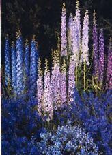 50 Blue Purple Delphinium Mix Seeds Perennial Flowers Seed Flower 408 Us Seller
