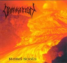 DAMNATION (POL) - Rebel Souls - CD Digi-Pack - Neu - Black Death Metal
