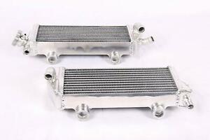 New Aluminum Radiator for KTM 125/150/200/250/300 SX/XC/XC-W 2014-2016 2015 16