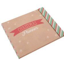 Hardback Christmas Planner Book