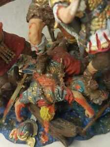 Vikings are coming -  Andrea miniatures metal roman barbarian  54 mm