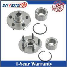 Pair(2)Brand New REAR Left & Right wheel hub bearing for a Ford Lincoln Mercury