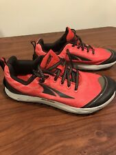 Altra Running Shoes Sneakers Red Size 7