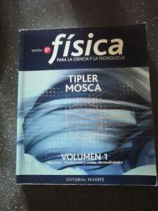 Física Tipler Mosca Vol 1