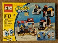Lego Sponge Bob: 3816 Glove World  Brand New in Box