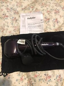 BaByliss 2667U Curl Secret Hair Styler - Purple - NEVER USED (NO BOX)