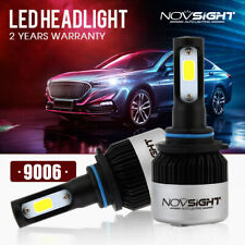 NOVSIGHT 72W 9000LM 9006 HB4 LED Headlight Kit Bulb Car Fog DRL Lamp White AU