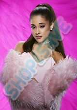Ariana Grande Satin A3 Poster Wall Art