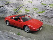 Maisto Ferrari 348 TS 1:18 Red #2