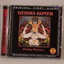 GEISHA GONER Catching Broadness (CD 2002 Dywizja KOT) KOTCD0022