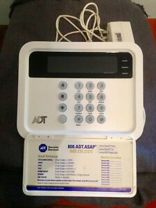 ADT TSSC-KP Keypad Security System Alarm