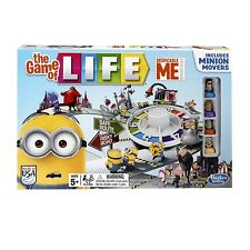 Despicable Me Minion The Game of Life Game , New, Free Shipping