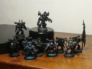 Chaos Space marines squad 2 - Warhammer 40000
