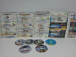 Nintendo Wii, GameCube, DS Game Lot 100+ Games