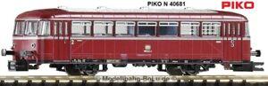 PIKO N 40681 Schienenbus Bei/Packwagen 998 DV IV + 5,00 € Gutschein