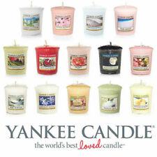 Classic Yankee Candle Genuine Votives x 10 Random Scents - Free UK Postage
